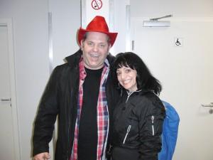 Charmerin mit Markus
